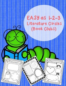 Literature Circles & Book Clubs MADE EASY!