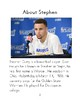 Easy to Read Biographies: Stephen Curry