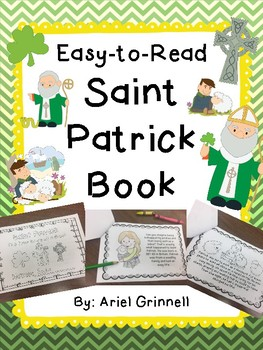 Easy-to-Read Book on the Life of Saint Patrick