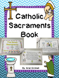 Easy-to-Read Catholic Sacrament Book