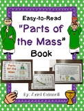 Easy-to-Read Parts of the Holy Catholic Mass Book