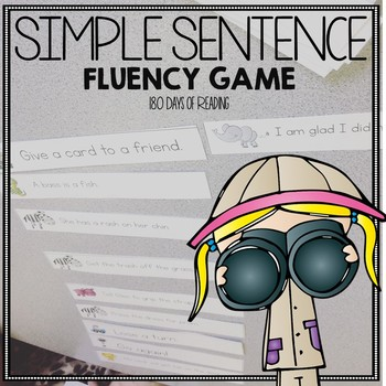 Easy to Read Sentences with Blends, Digraphs, and FSZL rul