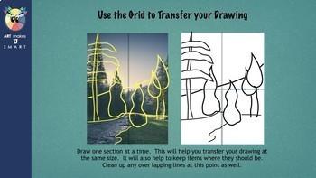 "Easy to Teach Seuss Art Lesson - ""Seussified Landscape"" Powerpoint"