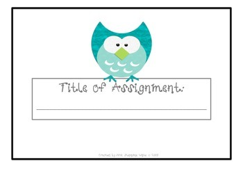 Easy to Use Assignment Tracking System