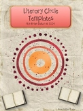 Easy to Use Literacy Circle Templates