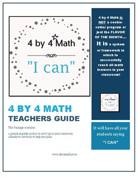 Easy to use Math Framework