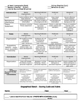 Easy-to-use Writing Assessments