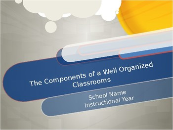 Easy visual for organizing your classroom. Perfect for new teachers & coaches!