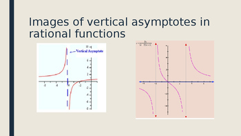 Easy way to Navigate Vertical and Horizontal Asymptotes