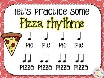 Pizza Pie Bucket Drumming