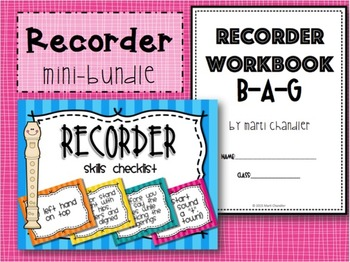 Recorder Mini-Bundle