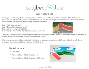 Easybee /s/ Slide and Playground