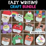 Easy Writing Crafts Bundle