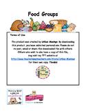 Eat Healthy - Food Groups!