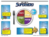 Eat Like A Superhero