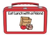 Eat Lunch With a Friend Reward Card