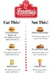 Eat This, Not That! restaurant food comparison