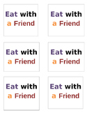 Eat With a Friend Pass