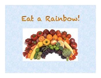Eat the Rainbow slideshow