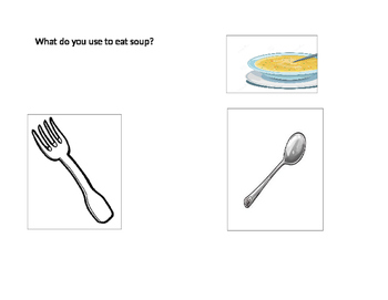 Eat with a fork or spoon?