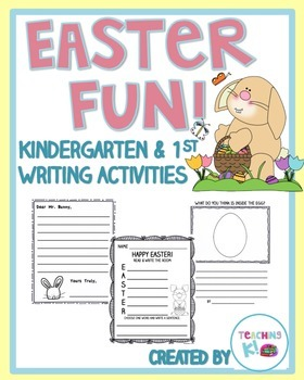 Easter Writing Prompts & Activities