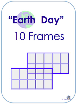 Eath Day number frames