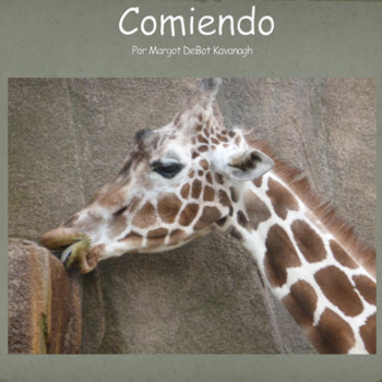Comiendo: A Spanish Emergent Guided Reading Level 2 Billy