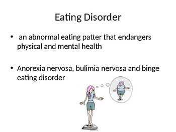 Eating Disorder PowerPoint