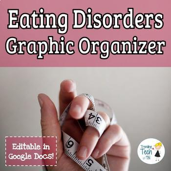Eating Disorders Graphic Organizer