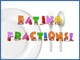 Eating Fractions (Introduction to Fractions)