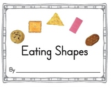 Eating Shapes Book