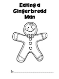 Eating a Gingerbread Man book
