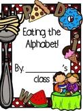 Eating the Alphabet Class Book - Lois Ehlert Author Study