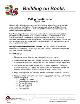 Eating the Alphabet by Lois Ehlert