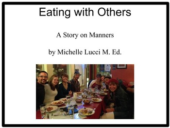 Eating with Others for Students with Significant Disabilities