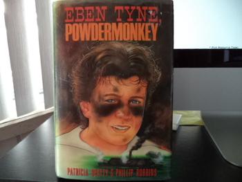Eben Tyne, Powdermonkey ISBN 0-688-08884-8