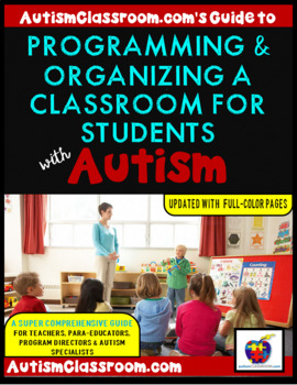 How to Set Up a Special Ed. Class for Students with Autism -Comprehensive Guide