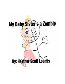 Ebook-- My Baby Sister's a Zombie
