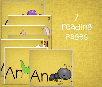 Ebook-Sight Word 'An'