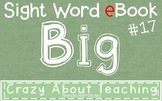 Ebook-Sight Word 'Big' (Benchmark Advance Kindergarten Series)