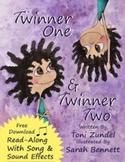 """Ebook """"Twinner One & Twinner Two"""" by Toni Zundel"""