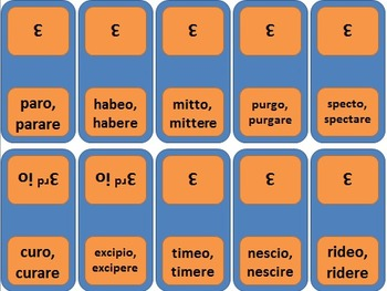 Ecce Romani 1A: Chapter 10 Notes and Activities