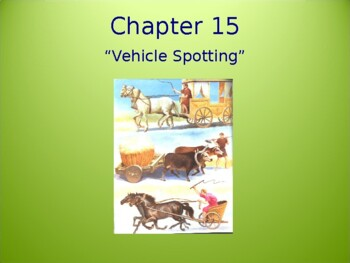 Ecce Romani I Chapter 15 Vocabulary PowerPoint