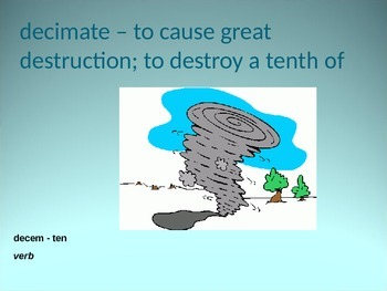 Ecce Romani I Chapter 17 Derivative PowerPoint