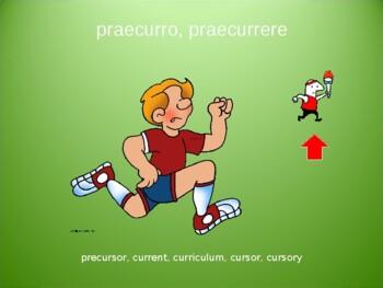 Ecce Romani I Chapter 18 Vocabulary PowerPoint
