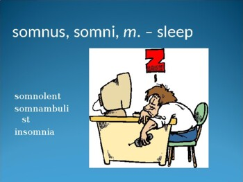 Ecce Romani I Chapter 21 - A Vocabulary PowerPoint