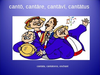 Ecce Romani I Chapter 21 - D Vocabulary PowerPoint