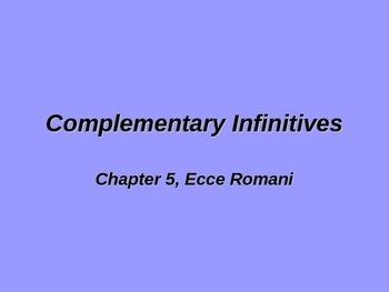 Ecce Romani, Chapter 5