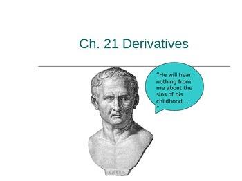 Ecce Romani I Chapter 21 Derivative PowerPoint