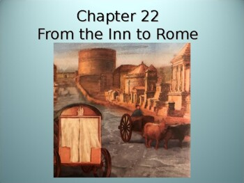 Ecce Romani I Chapter 22 Vocabulary PowerPoint